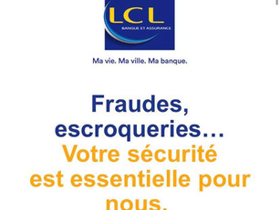 Fraudes & Escroqueries