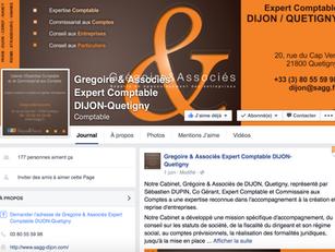 Retrouvez nos actualités sur notre Page Facebook