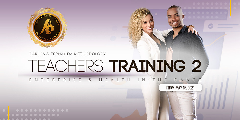 Online Teachers training Course 2 - C&F Brazilian Zouk Methodology