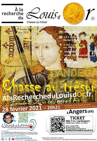 L2L_COM_Affiche_A4_AlaRechercheLouisdOr_