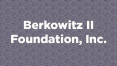 Berkowitz II Foundation, Inc.