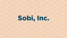 Sobi, Inc.