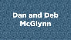 Dan and Deb McGlynn