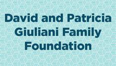 David and Patricia Giuliani Family Foundation
