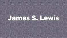 James S. Lewis
