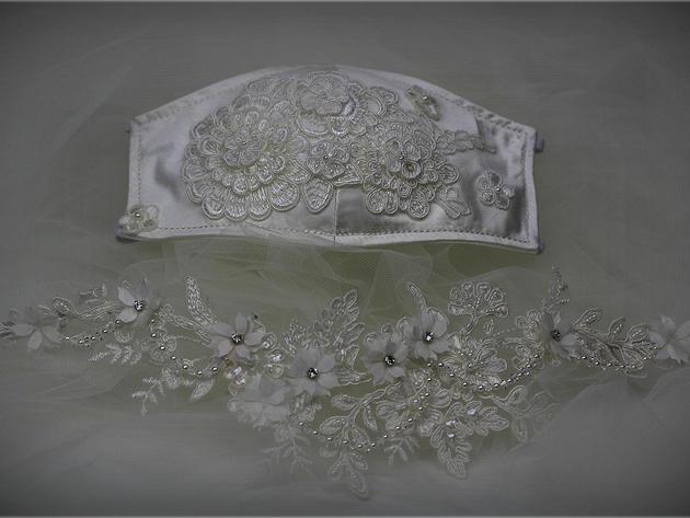 Bridal Silk Taffeta & Lace