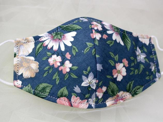 Floral Cotton  £12