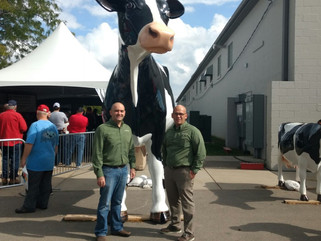 AgriStaff USA Explores World Dairy Expo