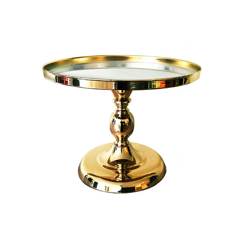XL, Gold Cake Stand 35cm