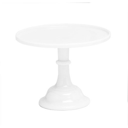 Small, 15cm White Cake Stand