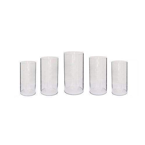 5 x Ghost round plinths