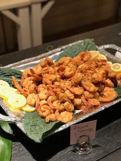 Fried Gulf Shrimp