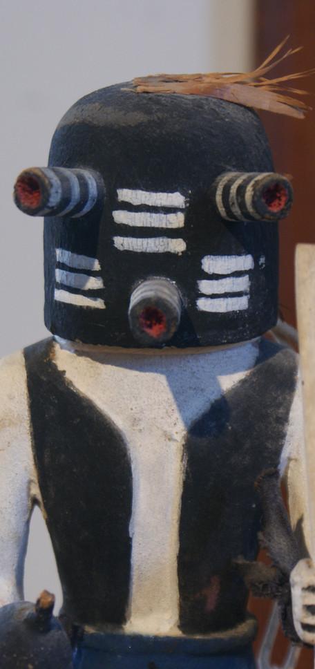Hopi Pueblo 1950's Kwikwilyaqa Katsina