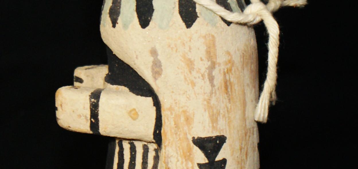 Jimmie Koots Hopi Angwusnasomtaqa Crow Mother Katsina