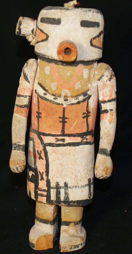 "Wilson Tawaquaptewa (1871-1960) 8 1/2"" Hopi Kachina"