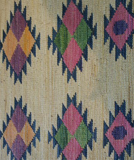 Early 20th Century Nez Perce Cornhusk Bag