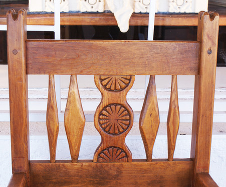 Pair of WPA Era Armchairs by Jesse Nusbaum (1887-1975)