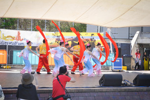 Copy of Performance - Chinese Fan Dance.