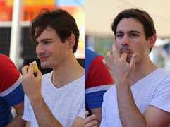 Copy of Durian Eating Competition - Cont
