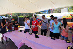 Copy of Durian Eating Competition on the