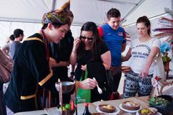 Copy of Cultural Booth - Sabah food tast