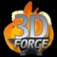 3D Forge Logo