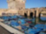 La Skala du port à Essaouira