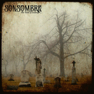 "Recensione: Sonsombre ""The Veils Of Ending"""