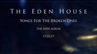 Buovo album per The Eden House nel 2017