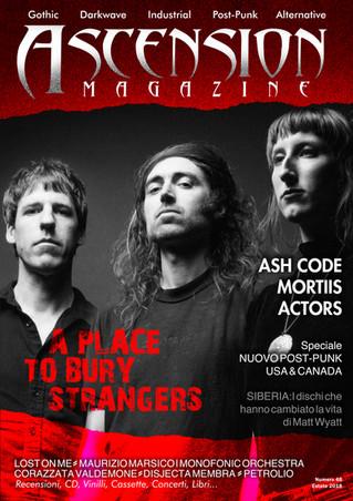E' uscito il nr 48 di Ascension Magazine