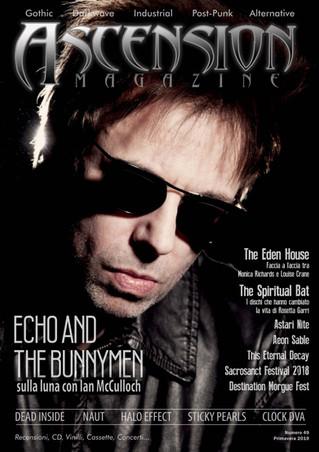 E' uscito il nuovo nr di Ascension Magazine