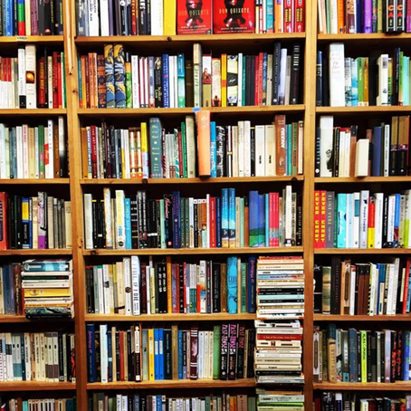 The Ultimate San Francisco neighborhood Bookstore Crawl