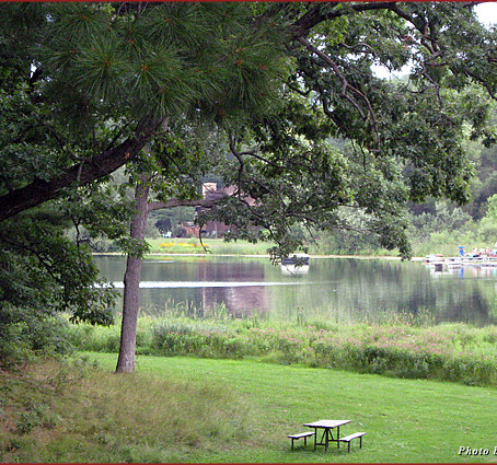 Kusel Lake – A Glistening Gem in Wisconsin's Lake Country
