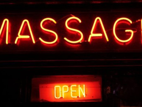 The definition of a massage parlor (agency) explained