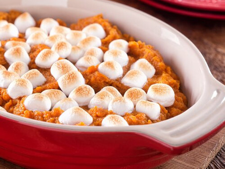 Thanksgiving Tips and a Family Sweet Potato Soufflé Recipe
