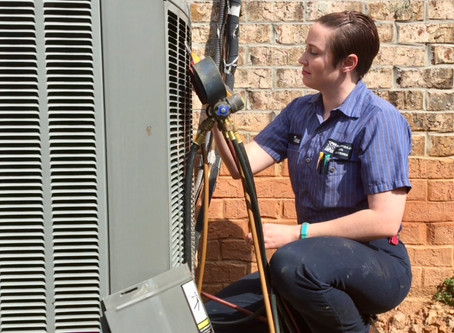 Should I have a service agreement for my heating and air system?