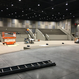 Before Auditorium