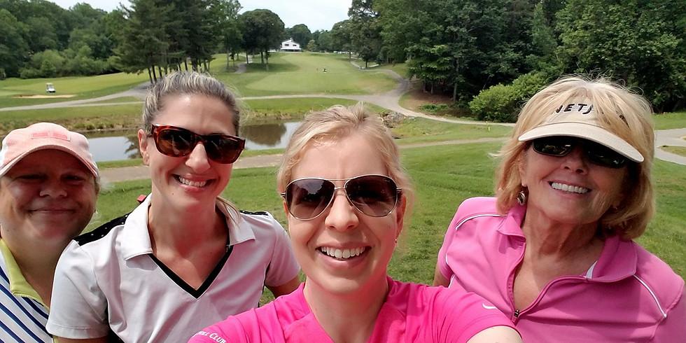4 Week Spring Golf League (May & June)