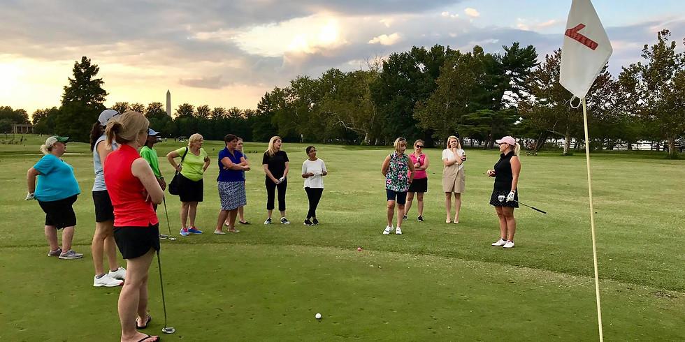 Intermediate Golf Lessons