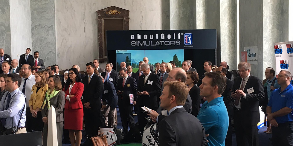 National Golf Day on the Hill