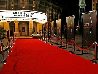 Red Carpet For Your Gala Event