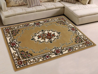 One more thing: Luxurious Wool Area Rug