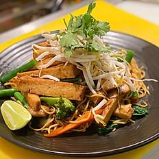 Stir Fried Egg Noodles