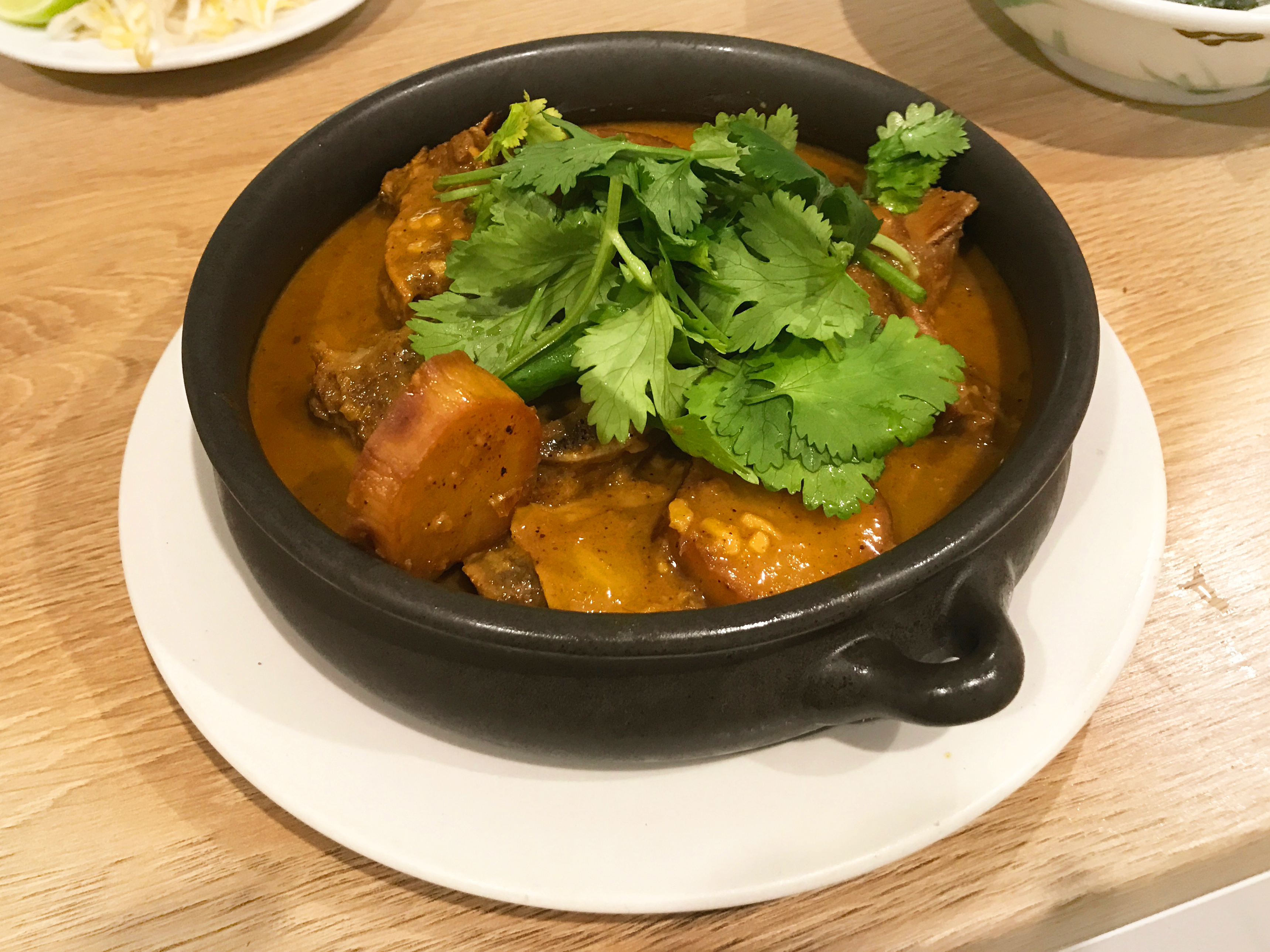Beef Rib Curry