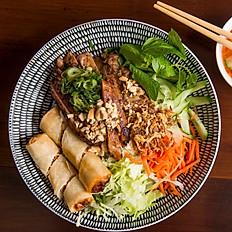 Grilled Chicken Salad Noodle