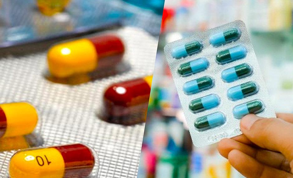 ความแตกต่างของยาฆ่าเชื้อและยาแก้อักเสบ.j