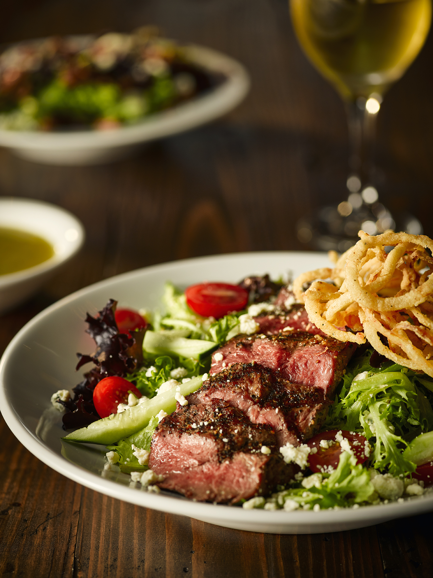 Big Steak Salad