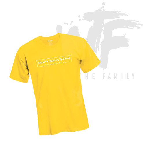 The Britton Kids Youth Tee