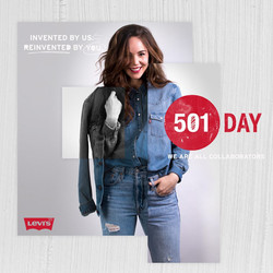 501 Day by Levi´s Mexico