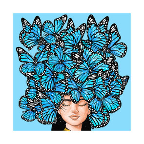 Lady Butterfly lll
